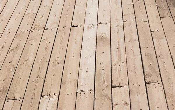 Terrassendielen Holz