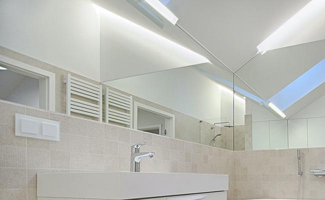 Badezimmerspiegel LED