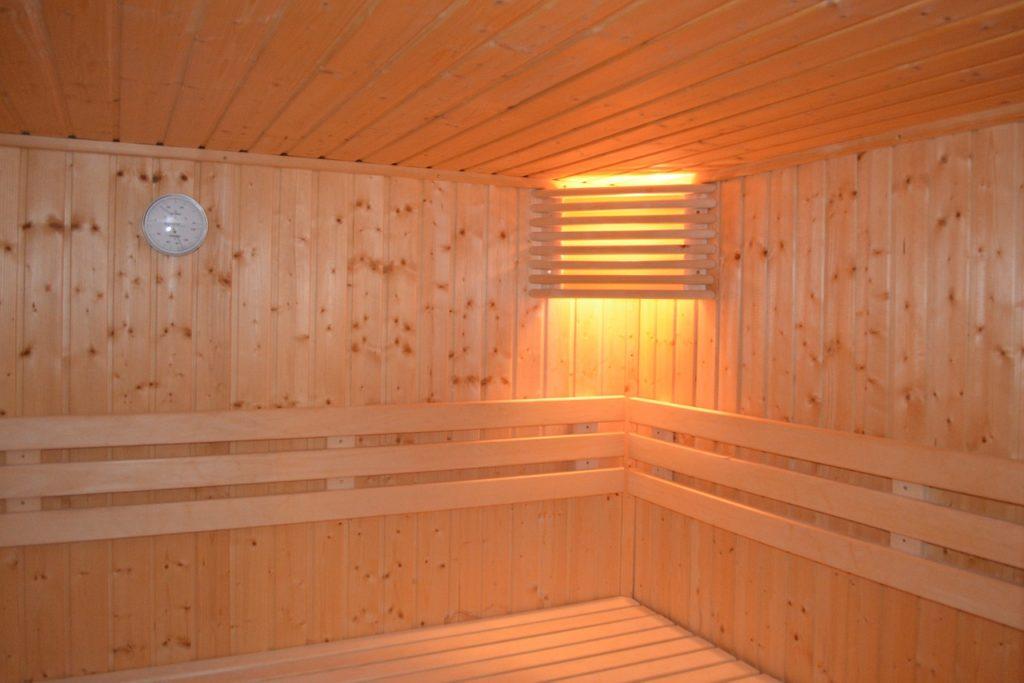 Sauna Österreich