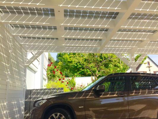 Solarcarport Österreich